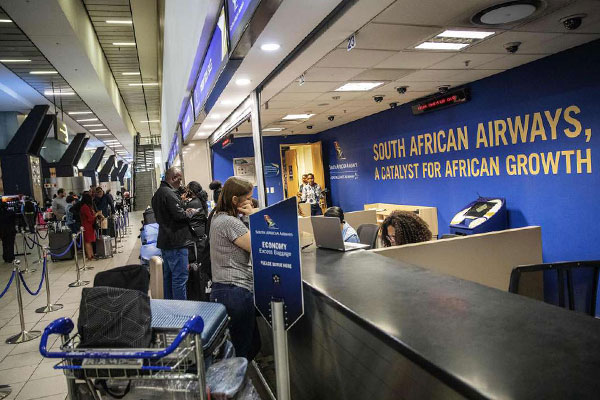 Airline sector in Africa soaks up b loss