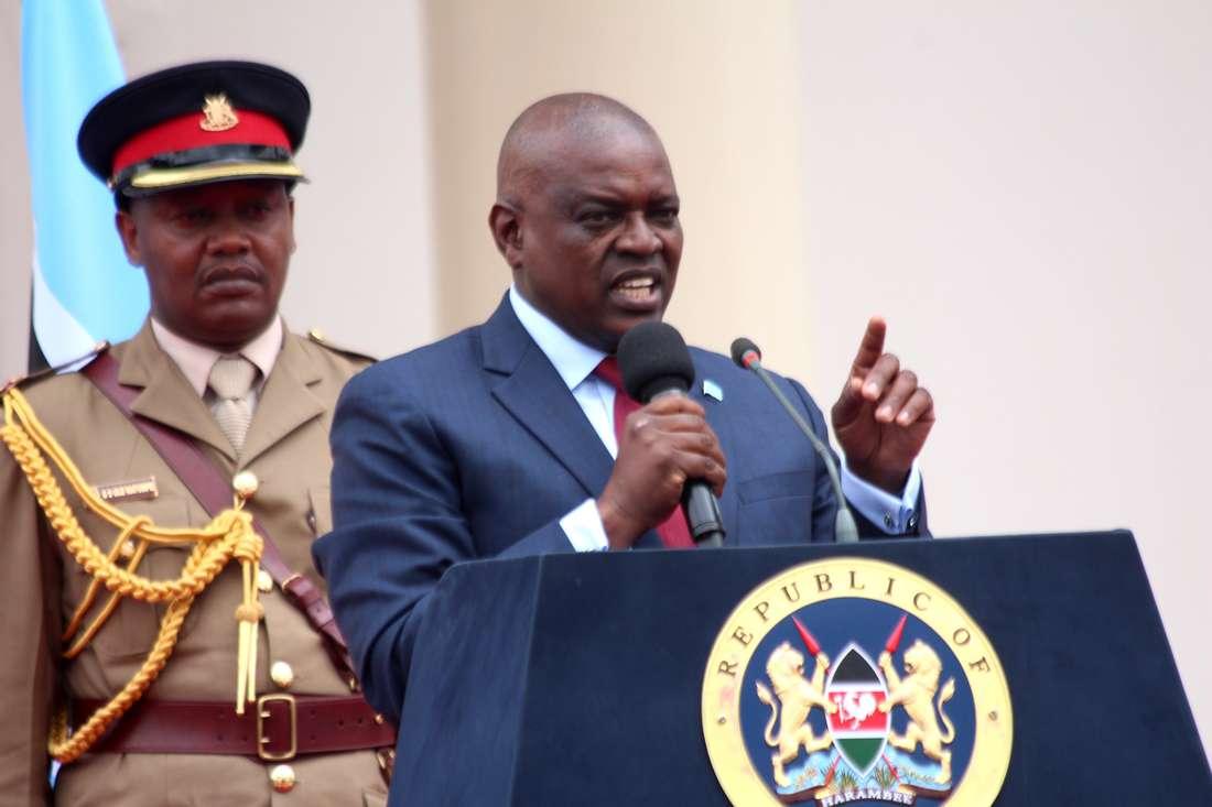 Kiswahili on agenda as Botswana's President Masisi visits Tanzania