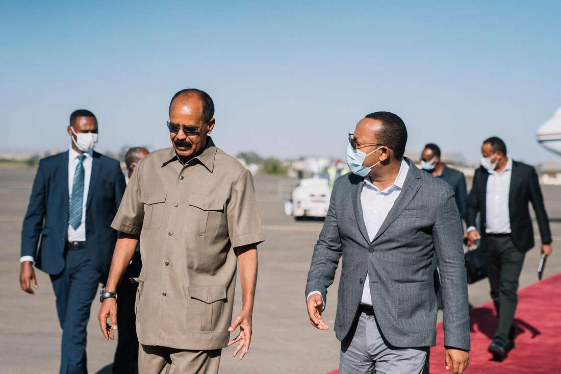 Opposition parties ask UN to ensure Eritrean forces leave Tigray