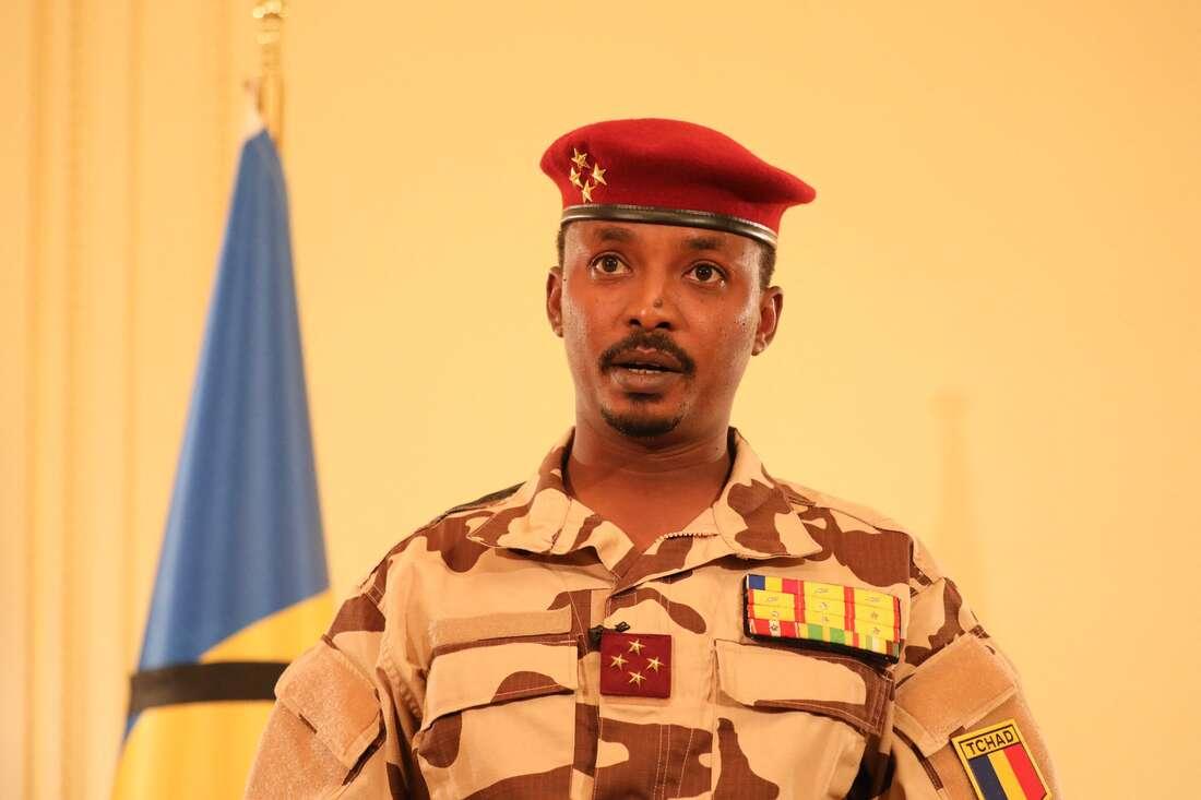 Chad junta names transitional government