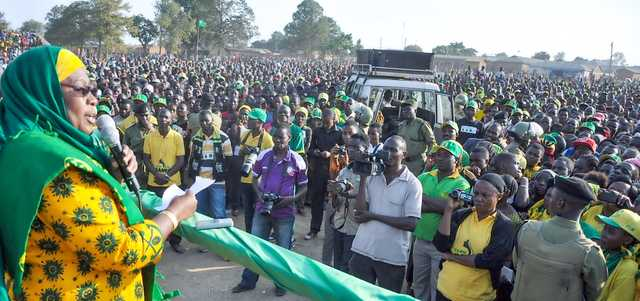 Samia's new challenge as she takes up reins at CCM