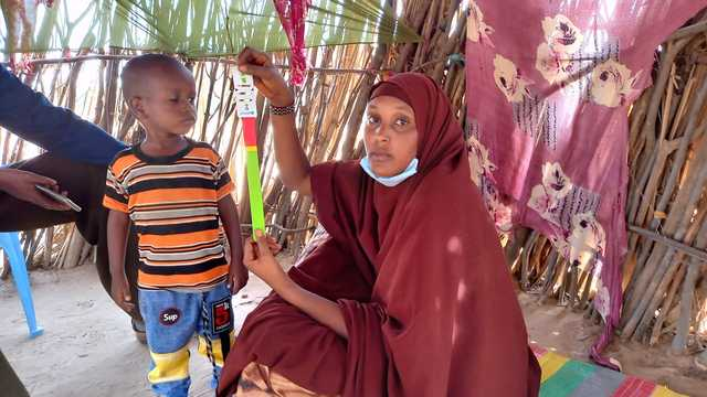 Diseases, hunger eating through children in arid, semi-arid regions