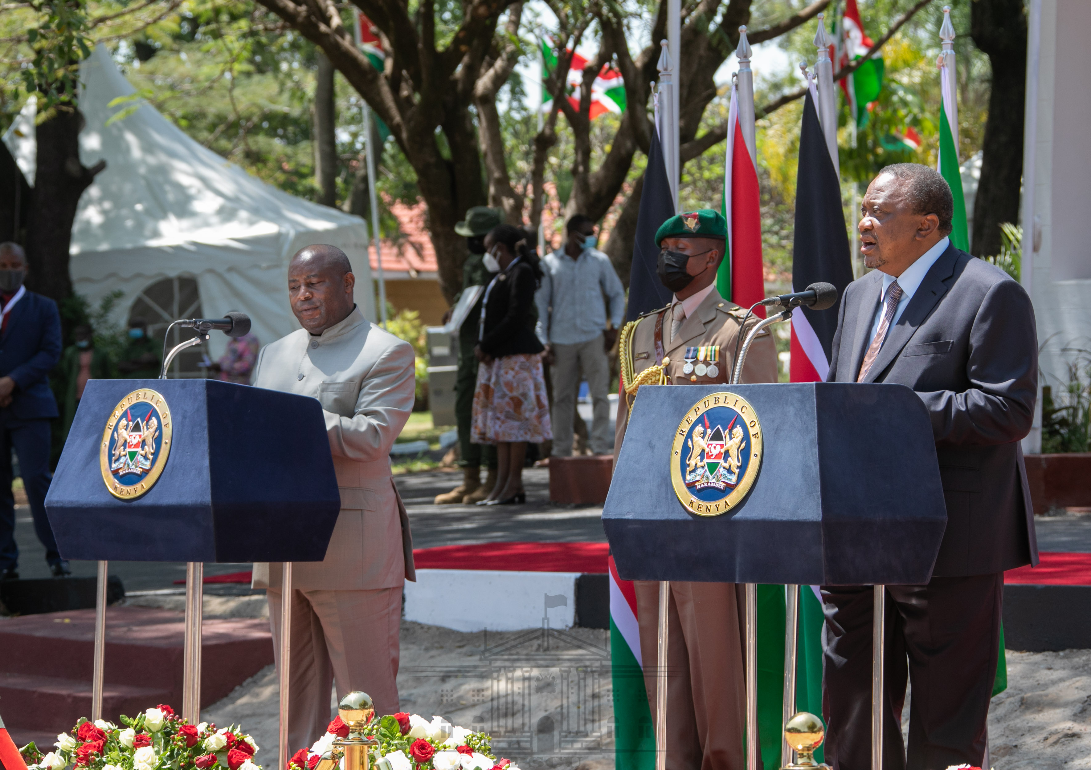 Burundi, Kenya business lobbies sign deal for trade and investments