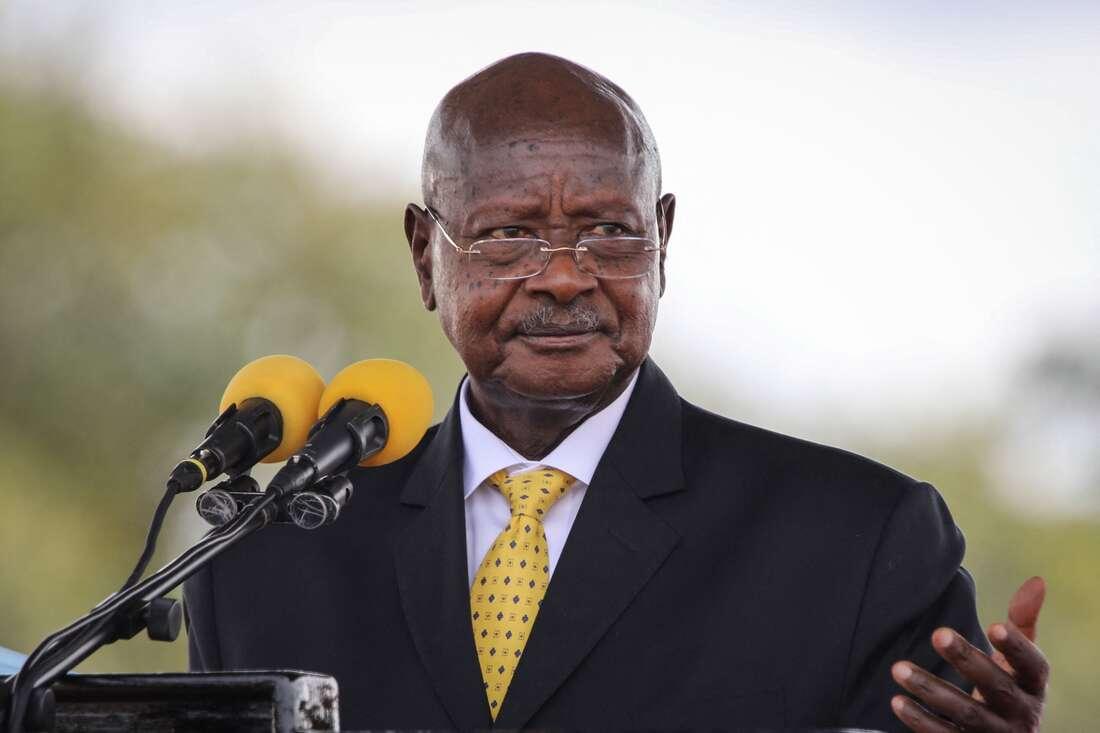 Yoweri Museveni names new Vice President in reshuffled cabinet