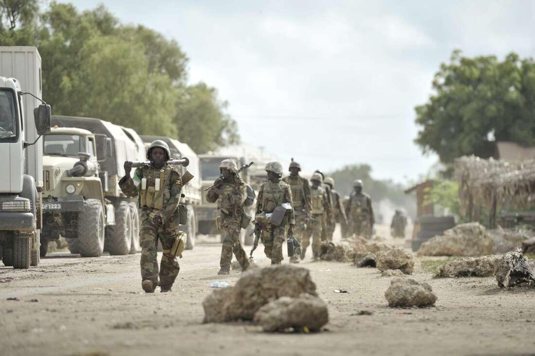 Blast kills over 60 Al-Shaabab fighters in Somalia village