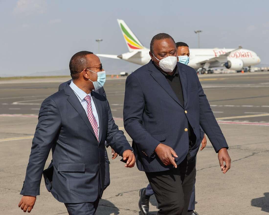 Uhuru in Ethiopia to witness award of telecom licence to Safaricom