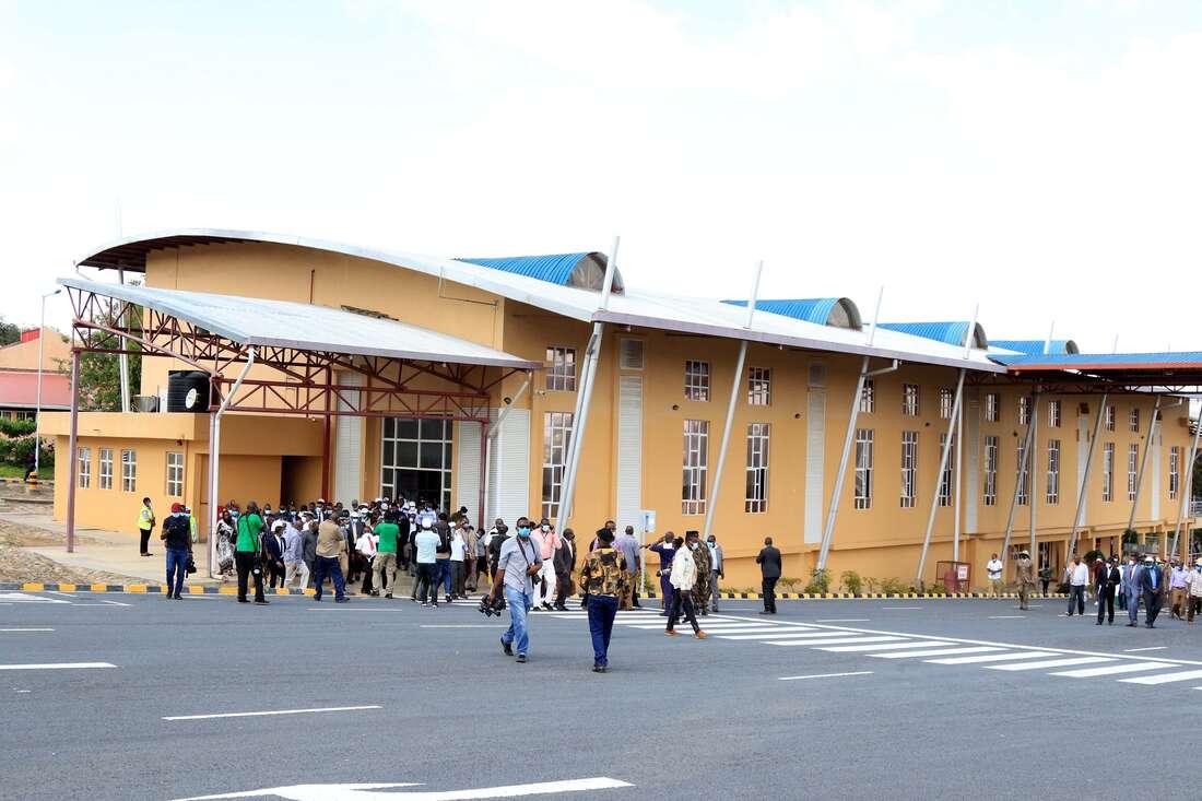 Kenya, Ethiopia one-stop border post at Moyale opens