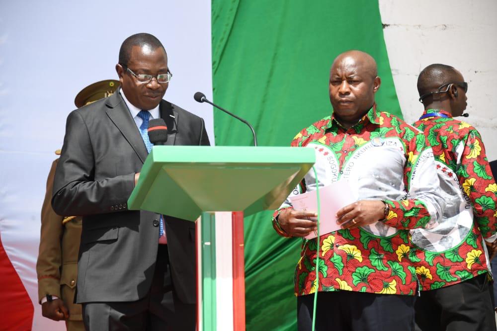 Burundi commemorates one year since President Nkurunziza's death