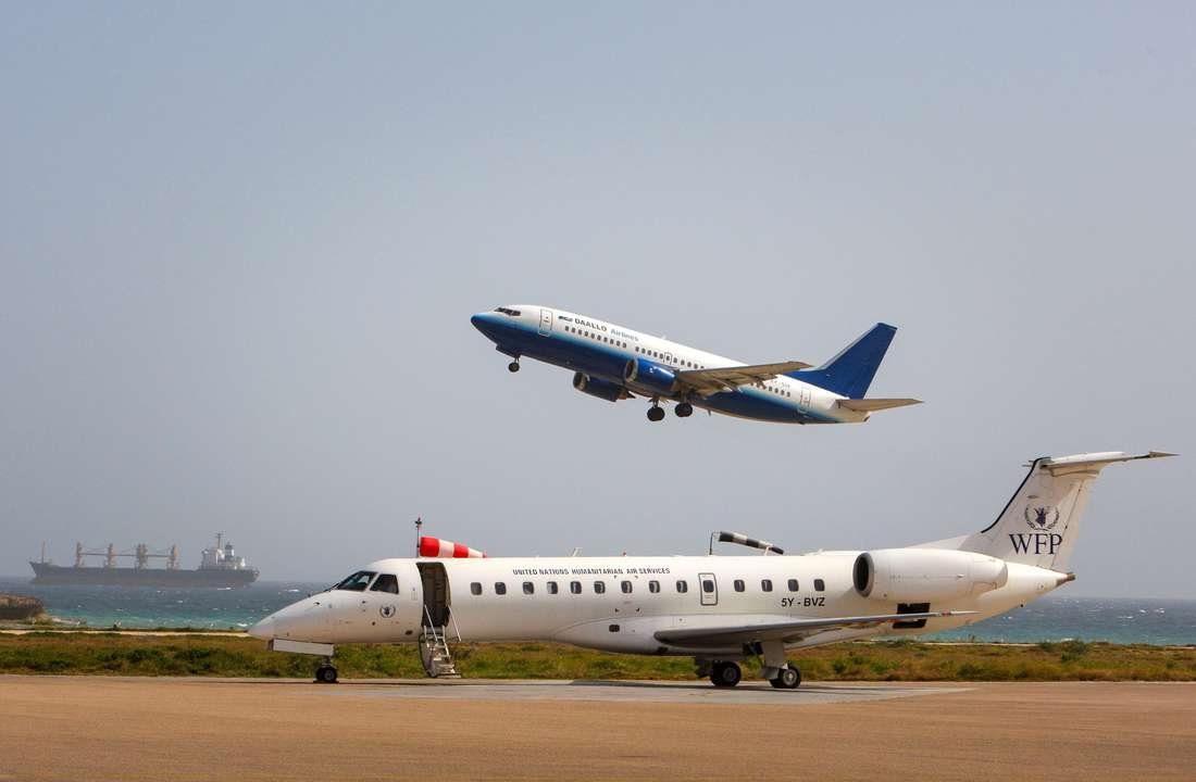Kenya reverses three-month ban on Somalia flights