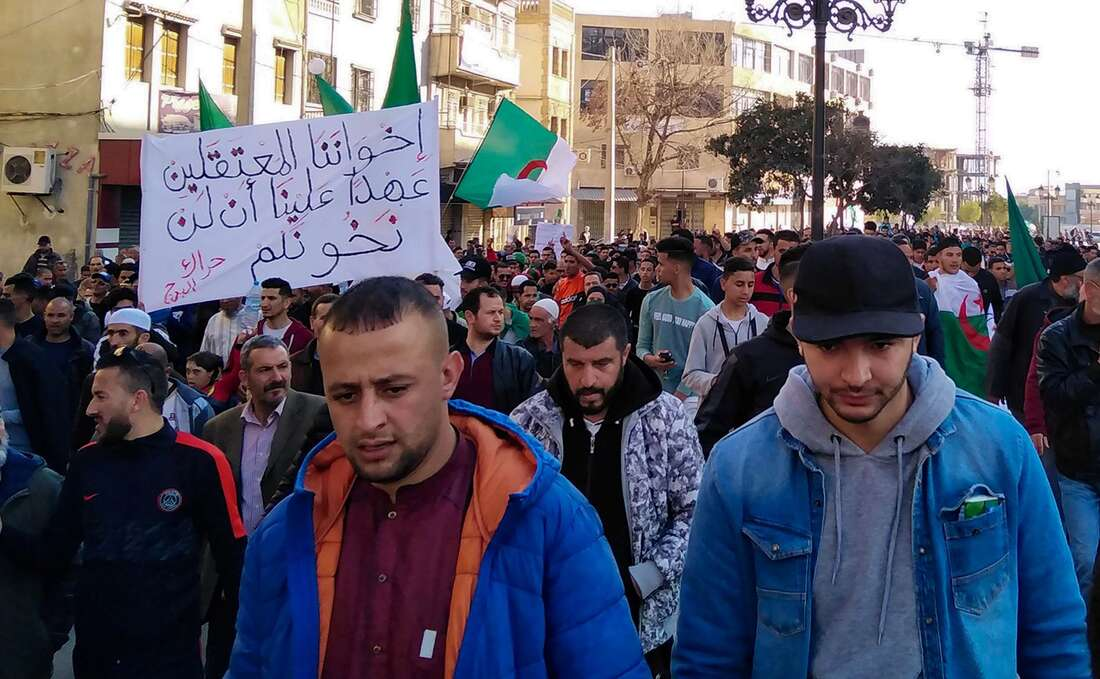 Algeria to elect parliament amid protest movement boycott