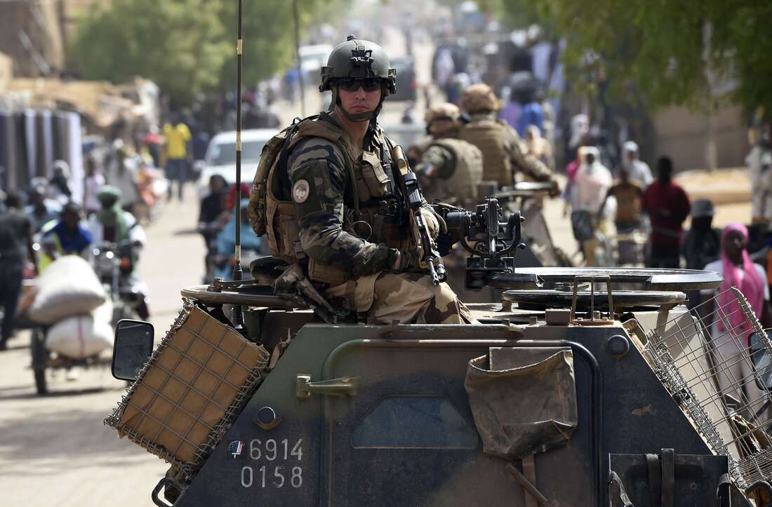 France to withdraw troops from Sahel