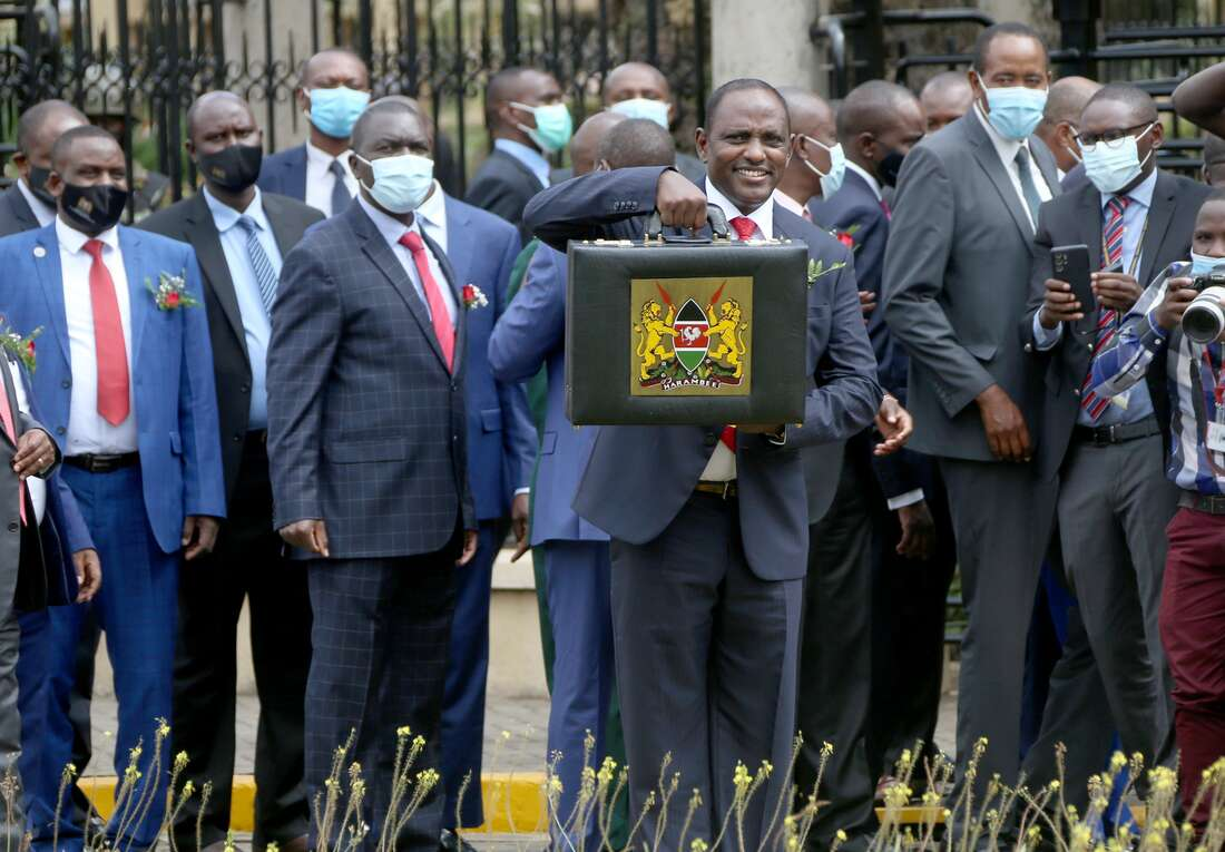Inside East Africa's post-Covid 2021/22 recovery budgets