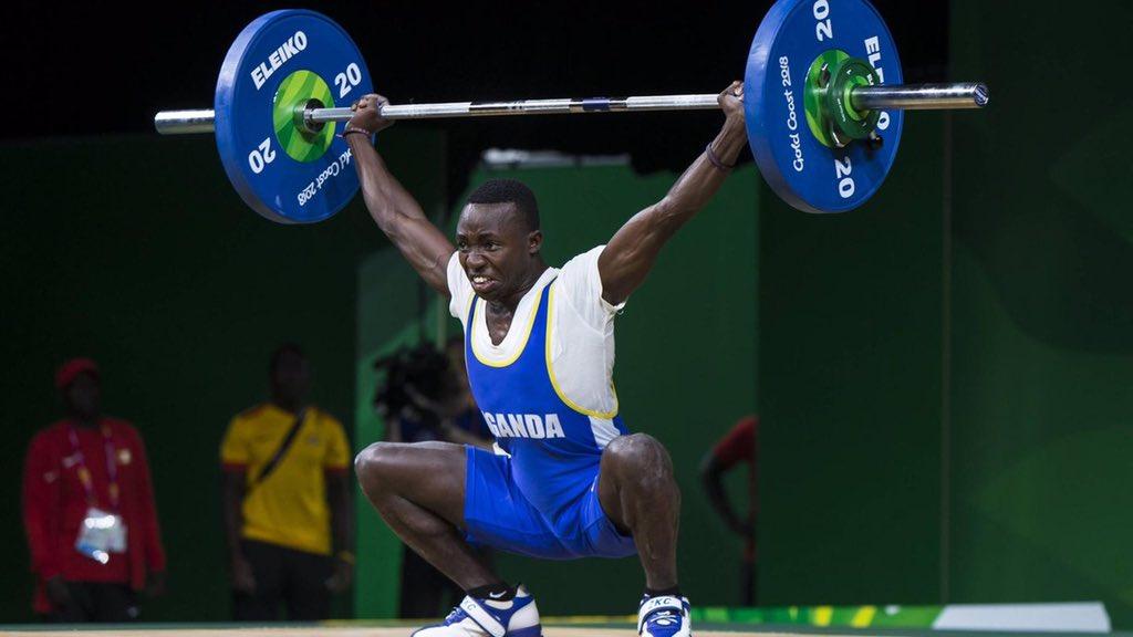 Julius Ssekitoleko ugandan olympics