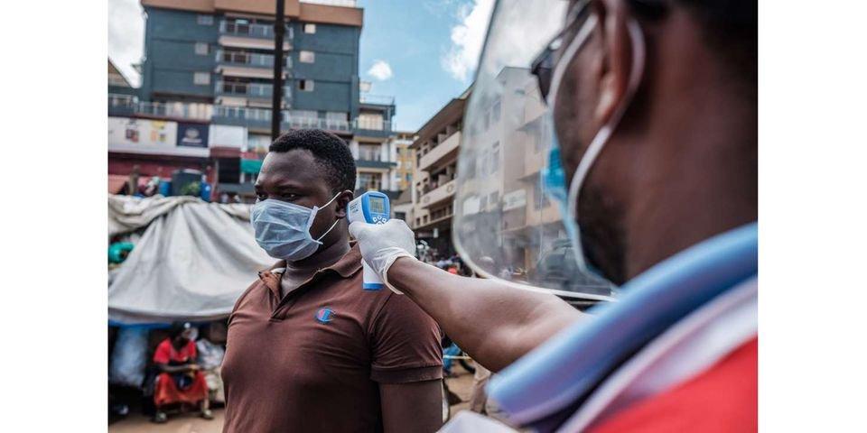 Uganda eases Covid curbs as admissions fall