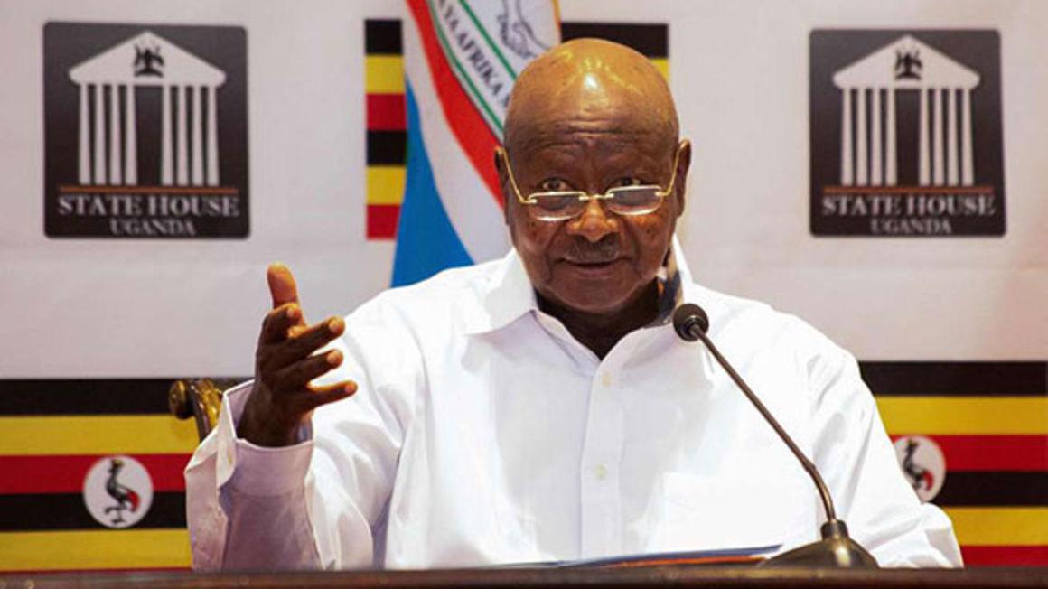 uganda sports betting ban