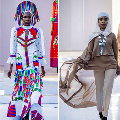 Eco Fashion Takes Over The Catwalk At Stara Show The East African