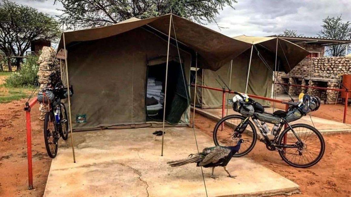 Marsabit town in northern Kenya where Linyelela