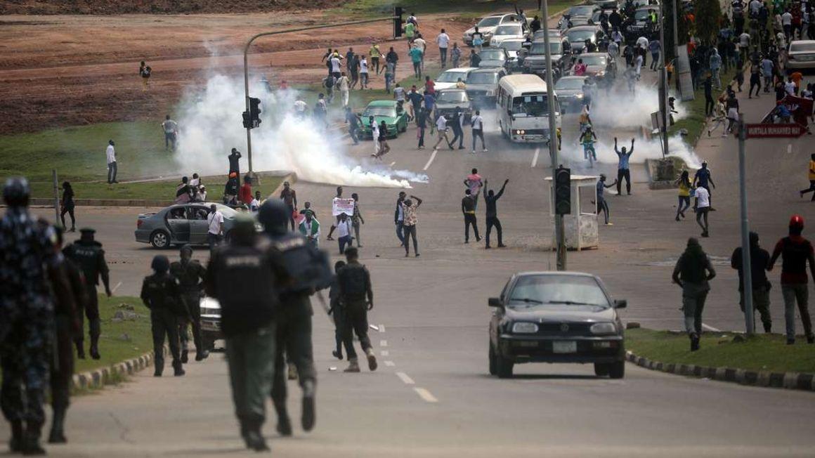 naija protests