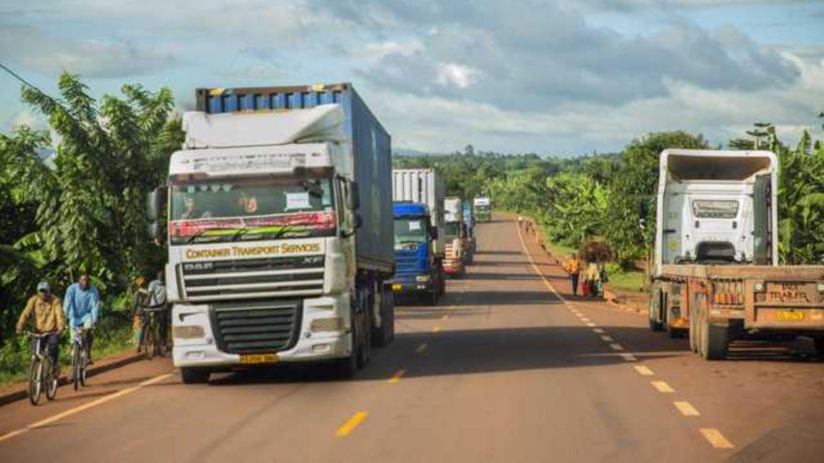 Rwanda cargo- exports