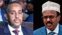 Somalia leaders